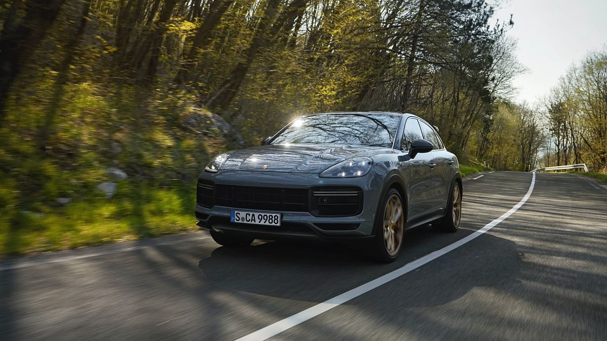 Porsche Cayenne Turbo GT revealed – 631bhp pure IC flagship debuts