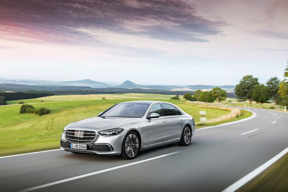 New Mercedes-Benz S-Class to be launched in India on June 17