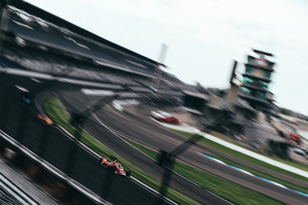 The Brickyard of the Triple Crown: INDY 500 Oval
