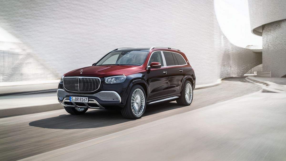 Mercedes-Benz launches Maybach GLS in India for Rs 2.43 crore