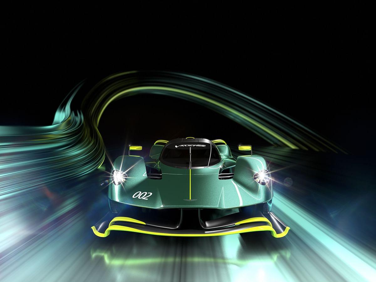 Aston Martin reveals racetrack-focused Valkyrie AMR Pro hypercar