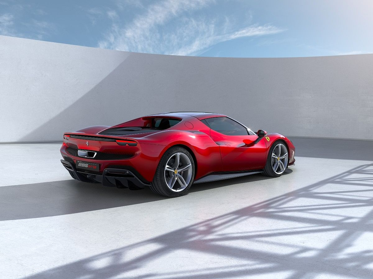 296 GTB gets a LaFerrari-style active rear wing