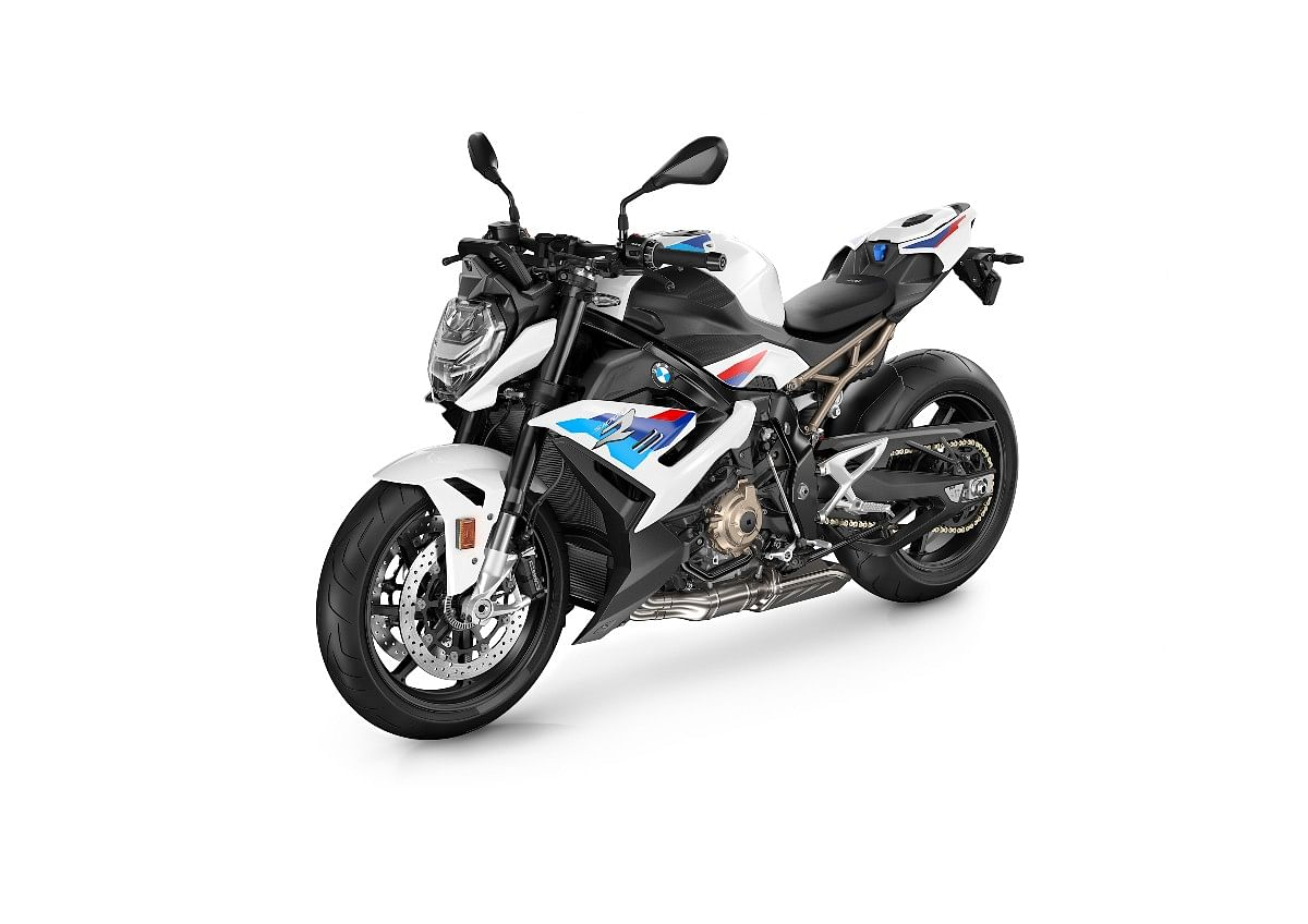 BMW S 1000 R Pro M Sport