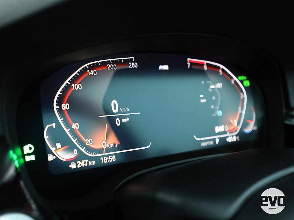 2021 BMW 5 Series gets a 12.3-inch digital drivers display