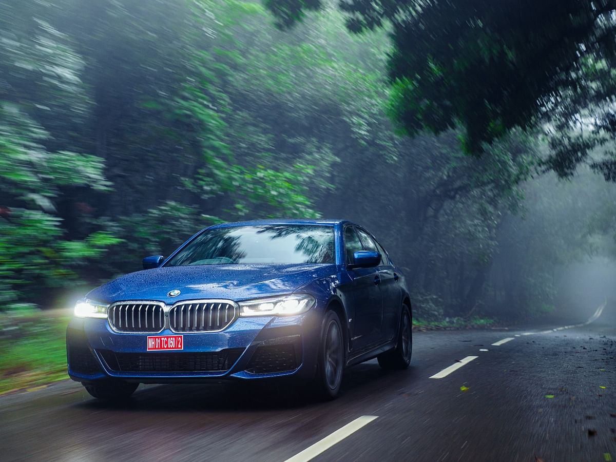 2021 BMW 530i M Sport First Drive Review: Subtle changes keep this driver's car fresh