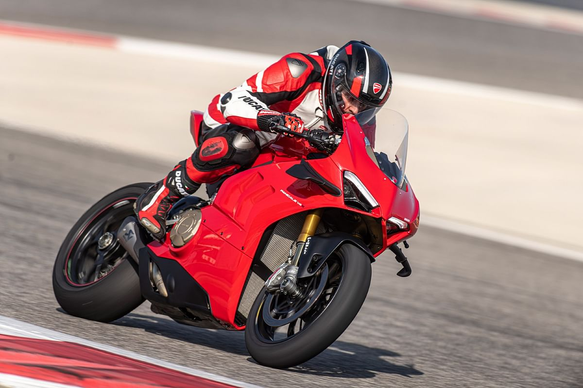 Ducati Panigale V4 and Diavel 1260 launched at Rs 23.5 lakh and Rs 18.49 lakh, respectively