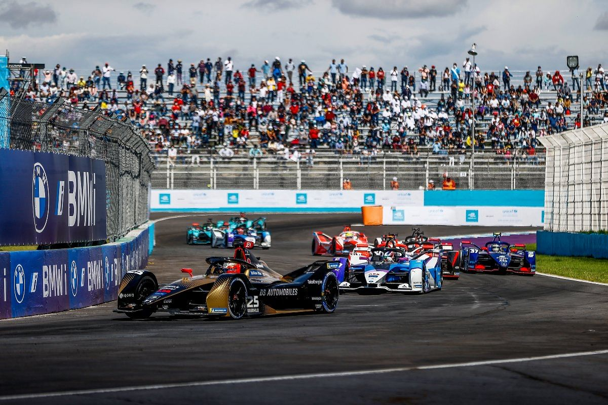 DS Techeetah are currently only behind Mercedes-EQ with 110 points