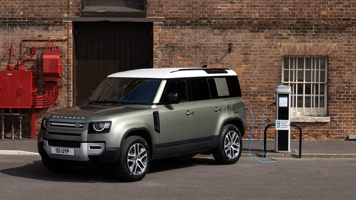 Land Rover to develop Hydrogen Fuel Cell Defender