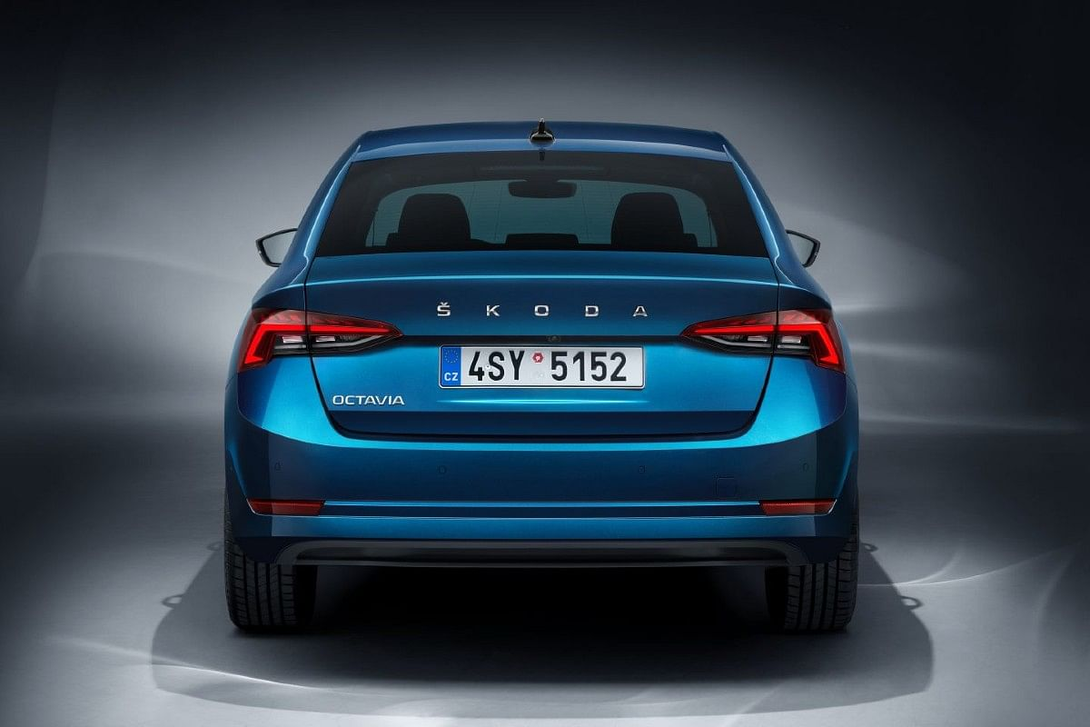 The Skoda Octavia will be coming as a notchback, so expect a massive boot!