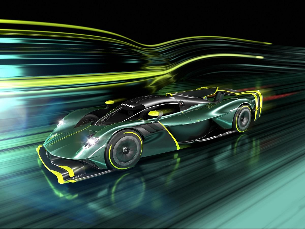 All 40 units of the Valkyrie AMR Pro will be left-hand drive