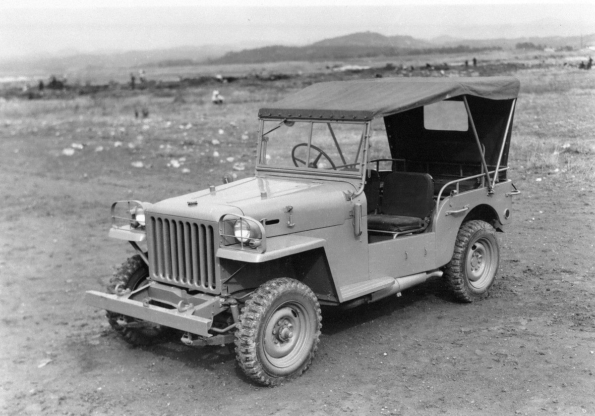 The BJ prototype was made primarily for military use