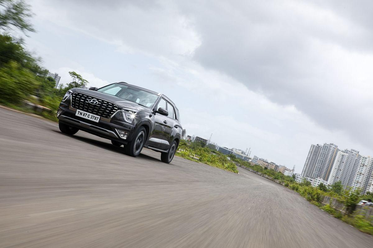 2021 Hyundai Alcazar First Drive Review: Much more than a three-row Creta