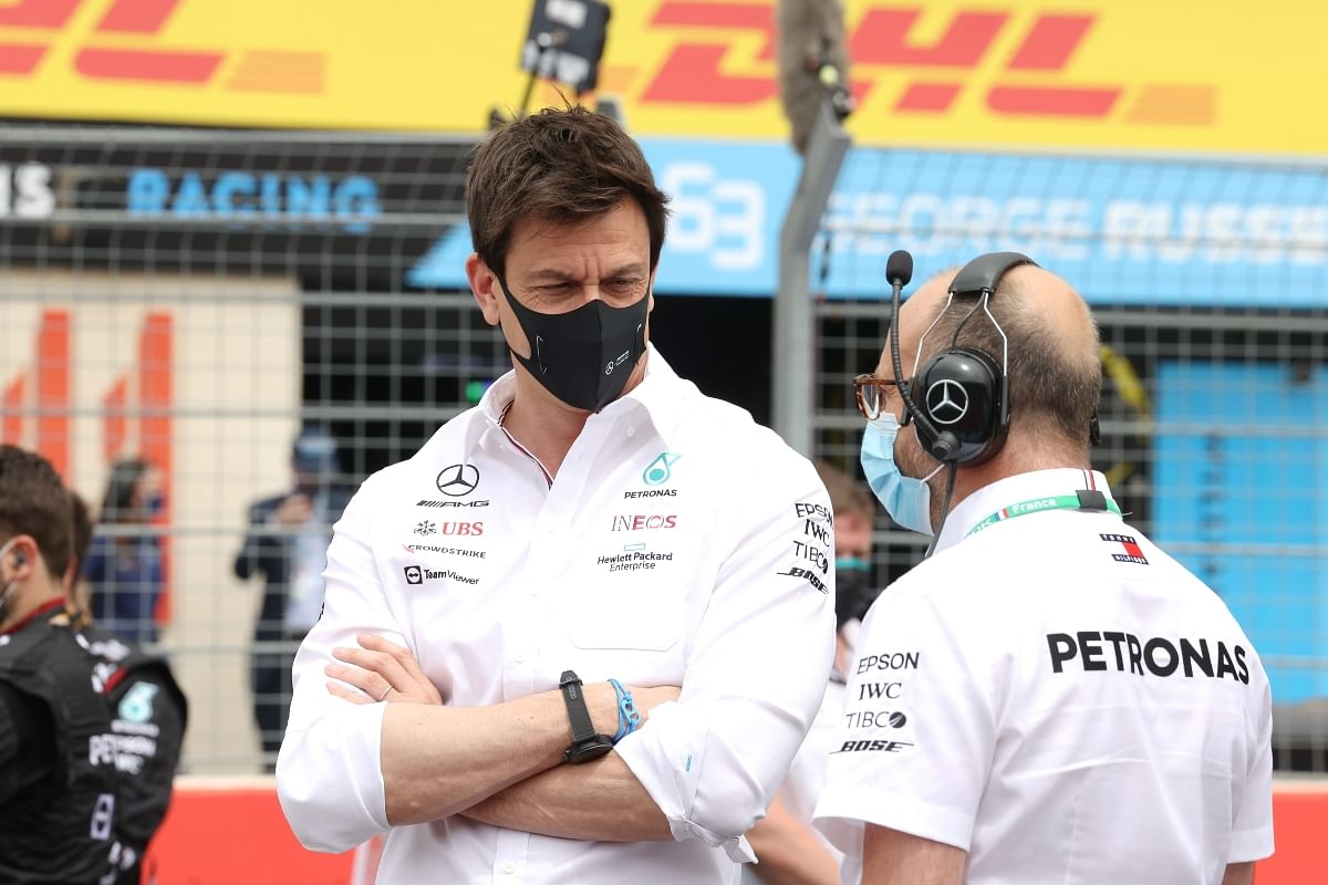 Mercedes' strategy made their drivers as easy pickings for the Red Bulls