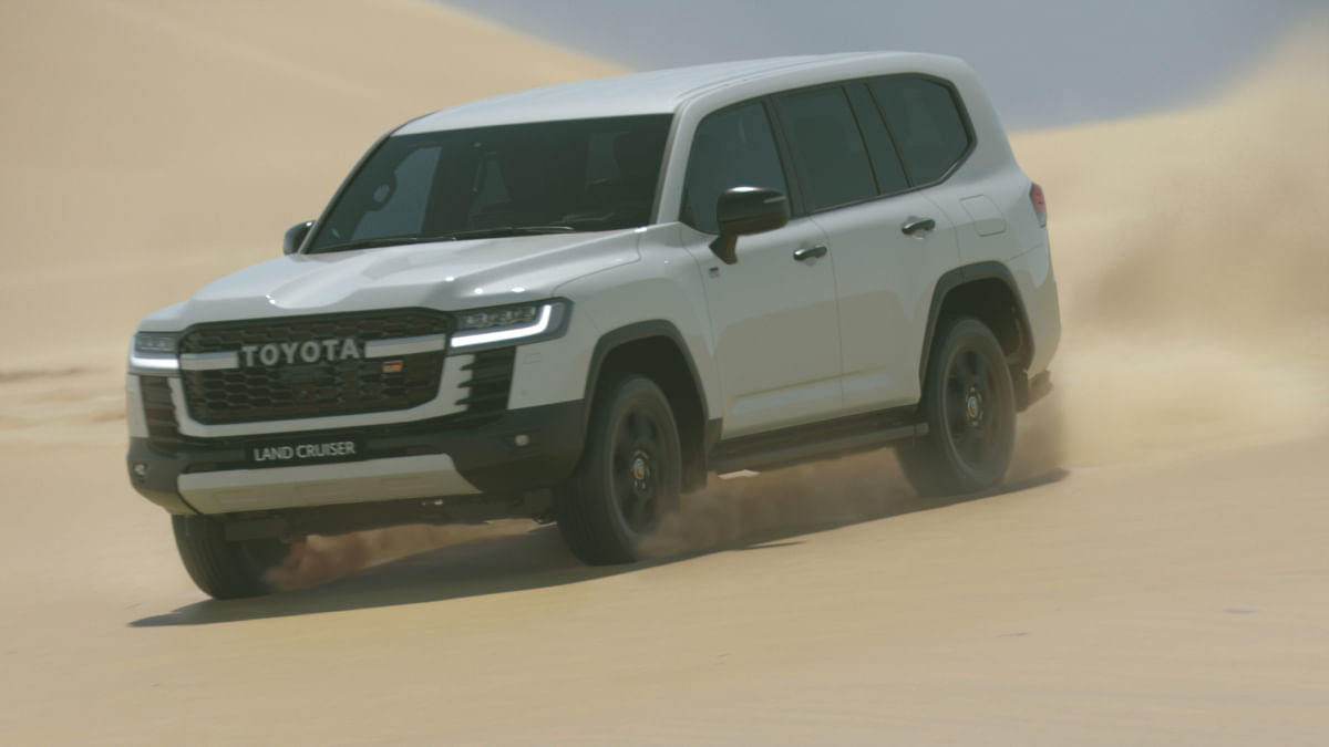 The off roader marks the 70 year anniversary