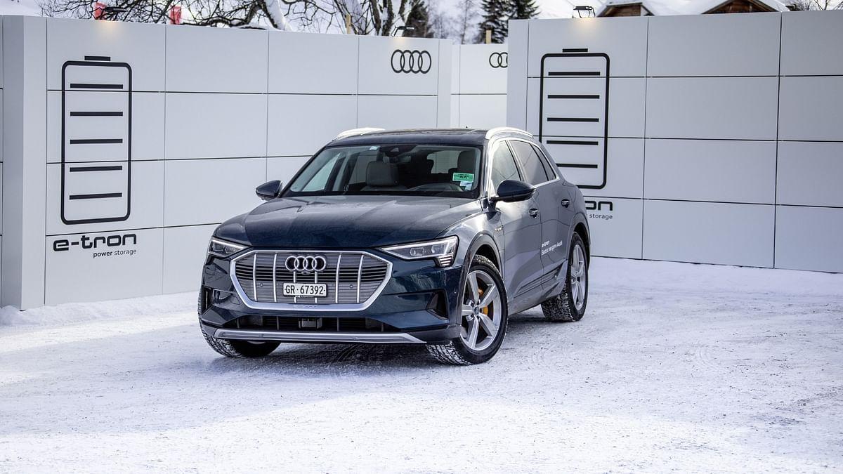 Audi e-tron and e-tron Sportback bookings open