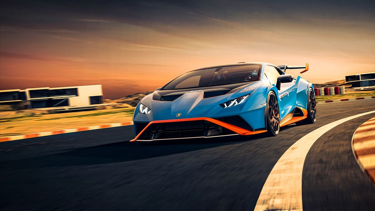 Lamborghini Huracan STO launched in India for Rs 4.99 crore