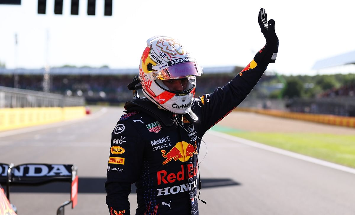 Verstappen wins the first F1 Sprint race and starts from pole for the British GP