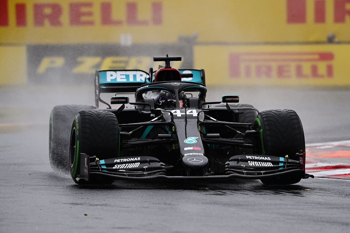 The title fight is on with Red Bull and Mercedes being seperated by just four points