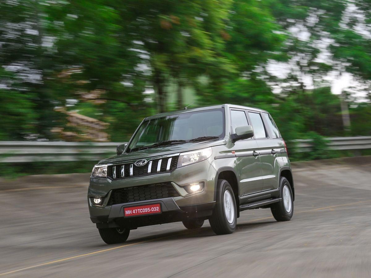 Mahindra launches Bolero Neo at Rs 8.48 lakh