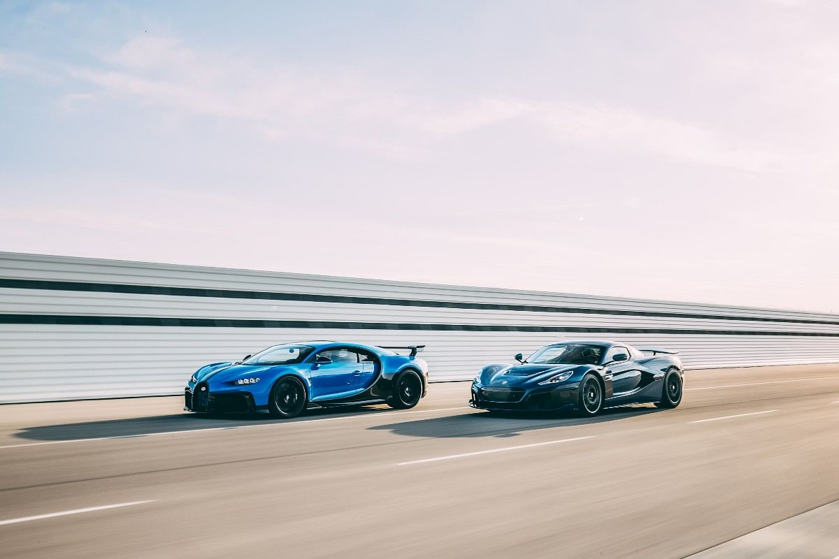 The Bugatti-Rimac will be based out of Rimac campus opening in 2023