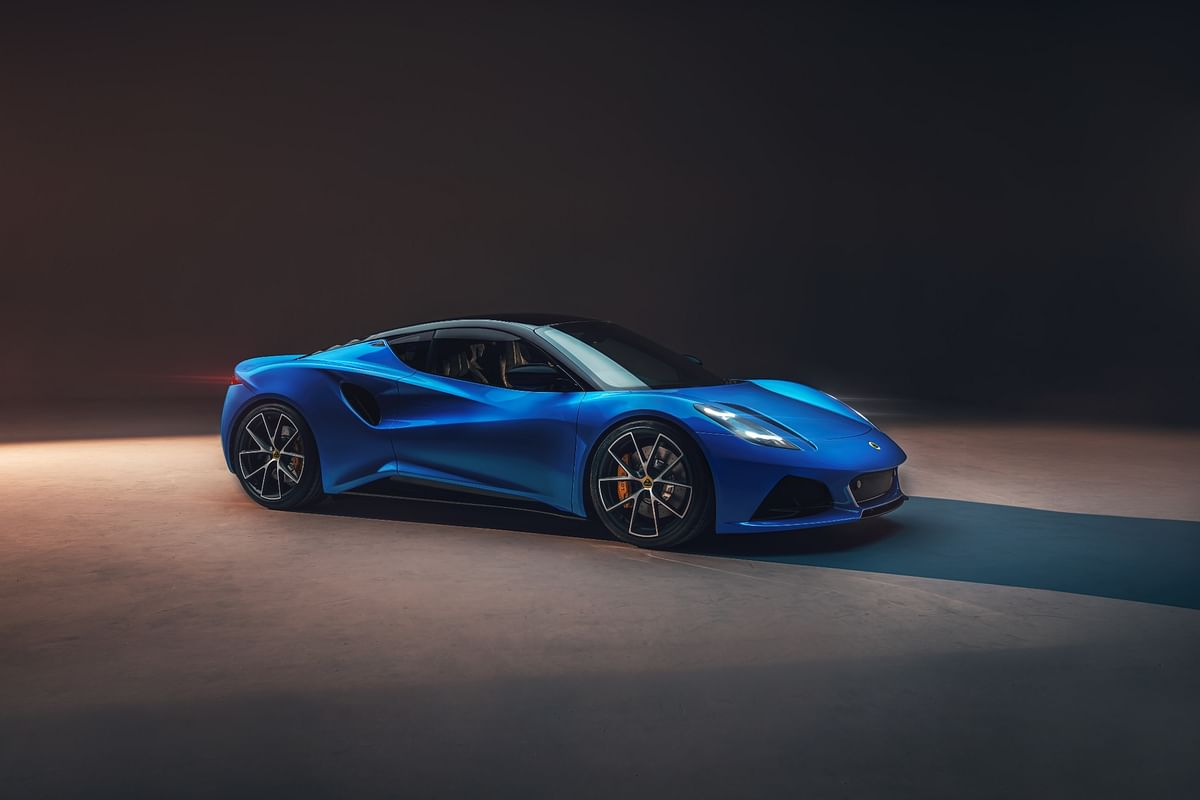 2022 Lotus Emira revealed: All-new coupe to rival Alpine A110 and Porsche Cayman