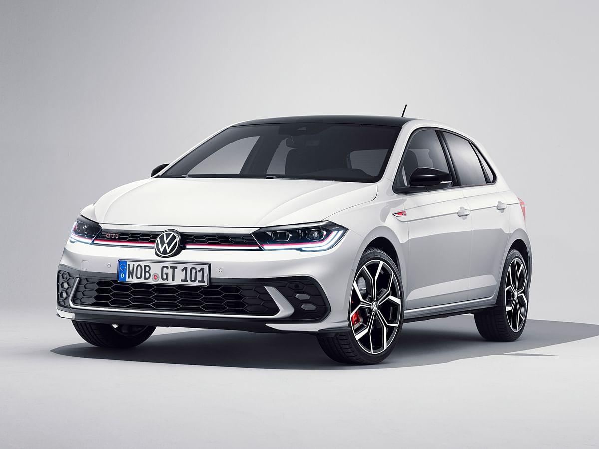 Volkswagen Polo GTI facelift revealed
