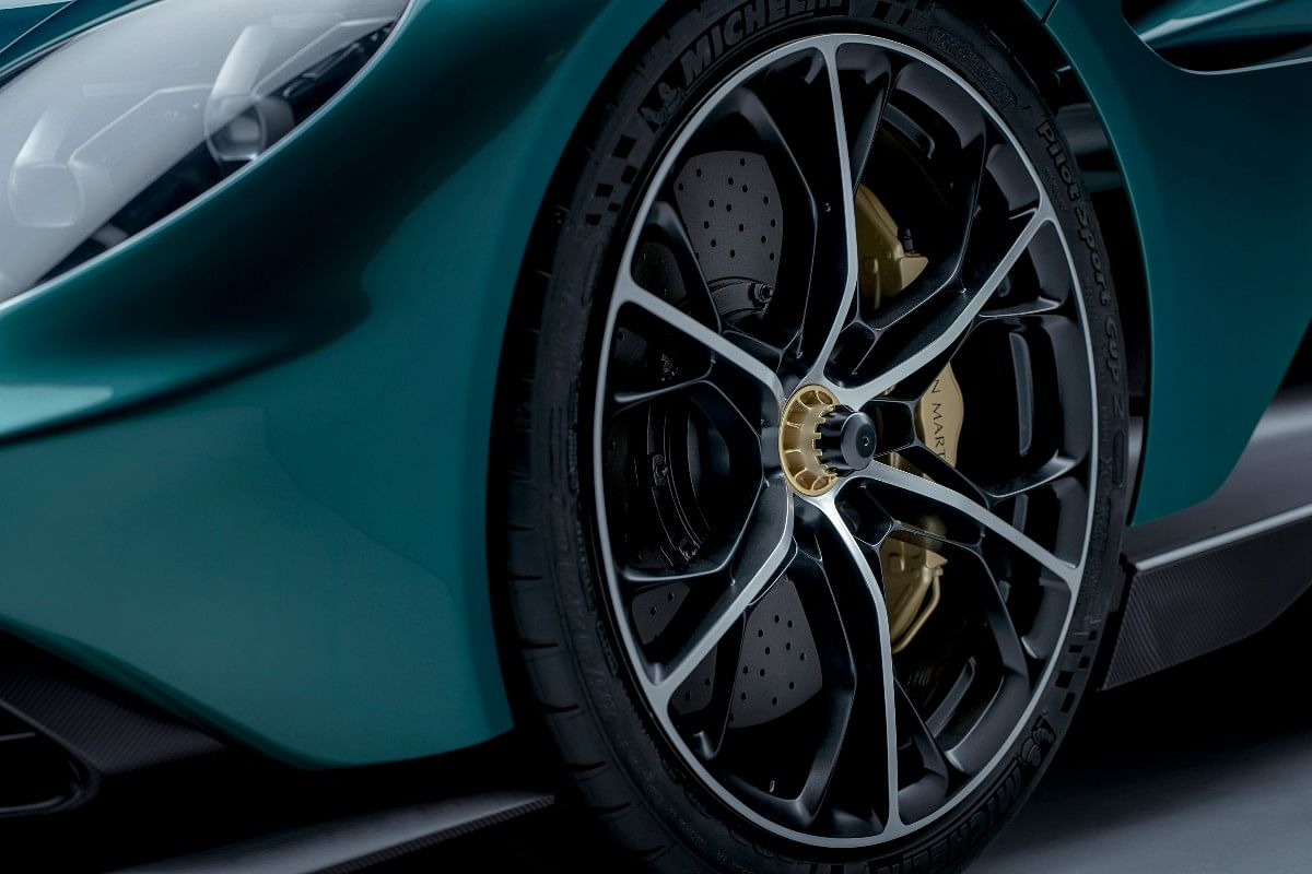 Michelin Cup 2 tyres developed exclusively for Valhalla
