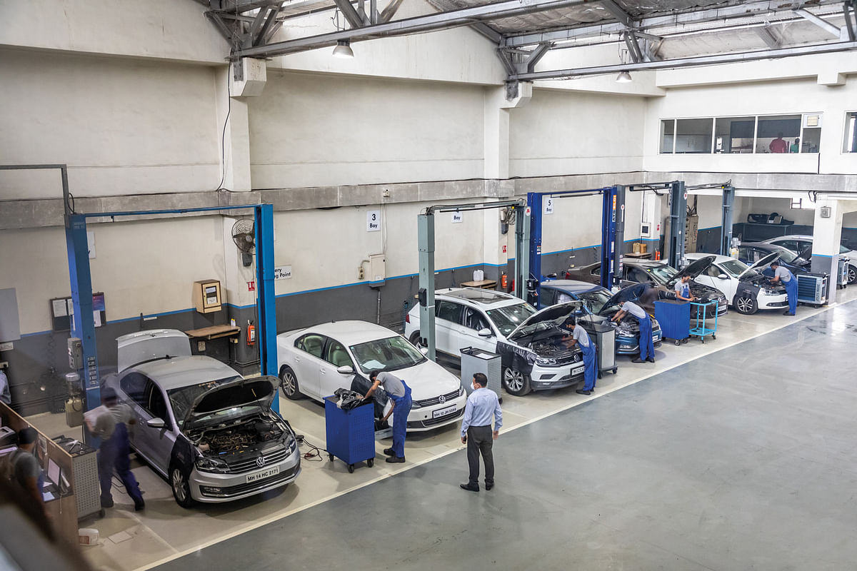 How has Volkswagen reduced the total cost of ownership of their cars?
