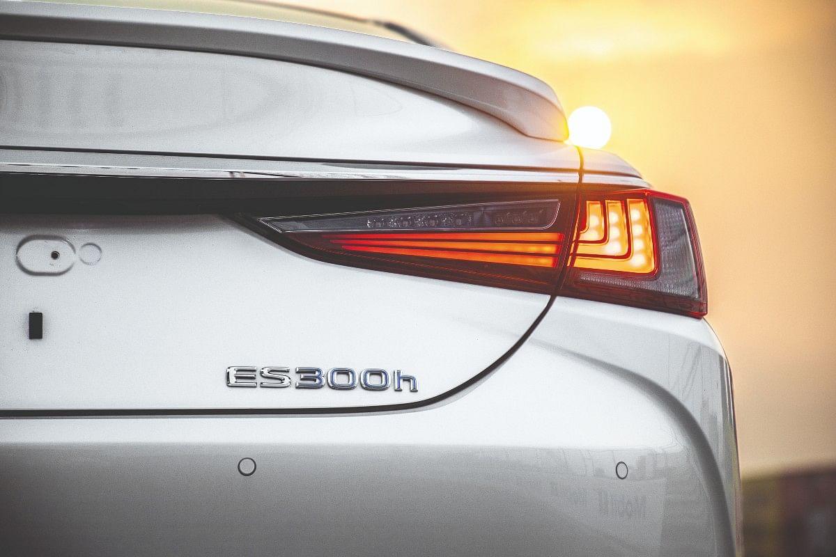Lexus ES 300h is assembled in India