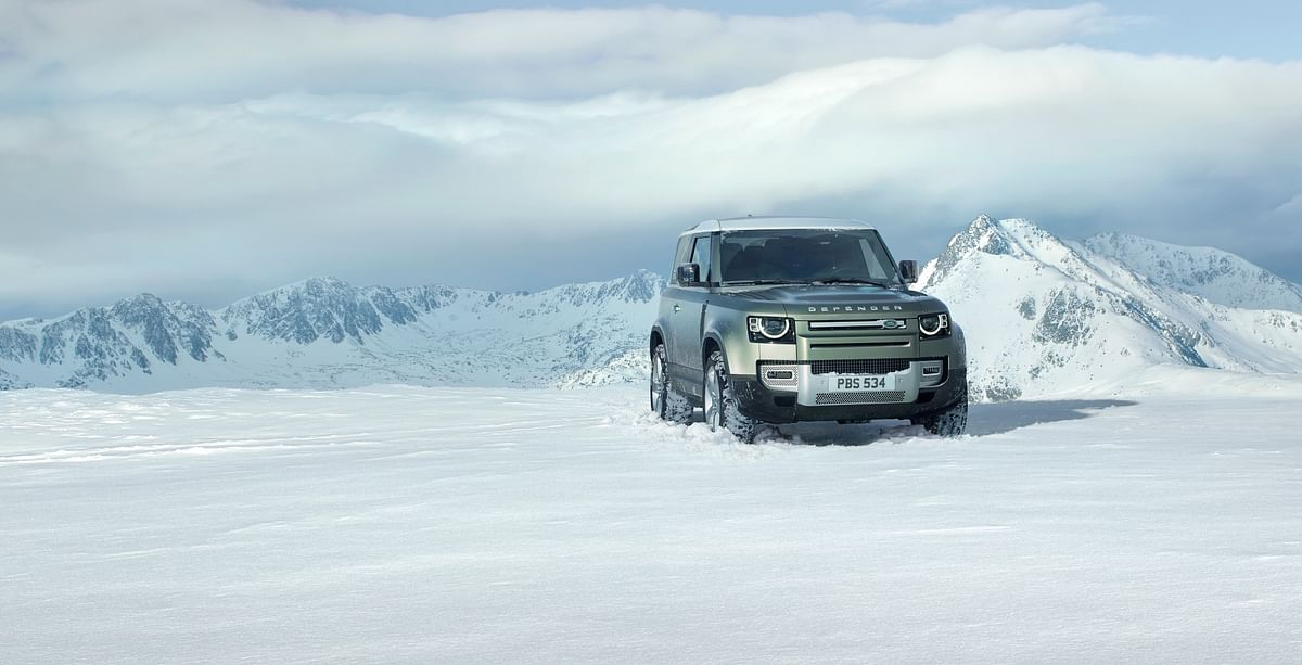 Land Rover Defender 90 makes India debut, priced at Rs 76.57 lakh