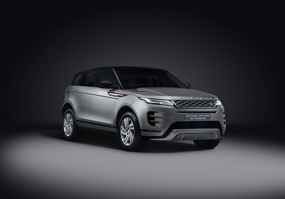 2021 Range Rover Evoque launched at Rs 64.12 lakh