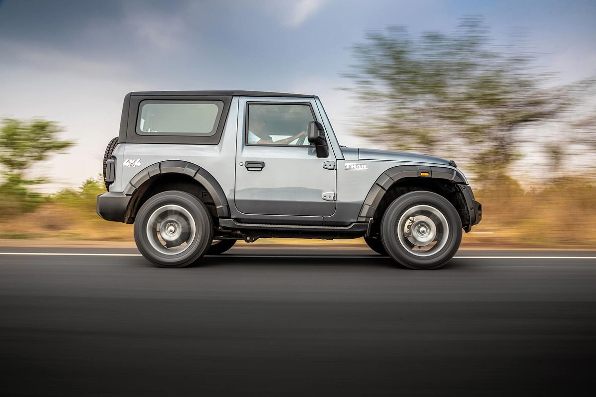 Mahindra Thar is the weapon of choice for a frontline Covid warrior