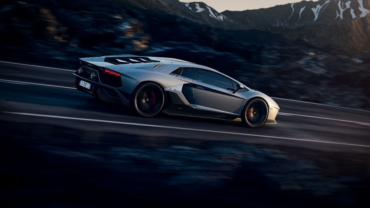 The Aventador Ultimae will be limited to 600 units