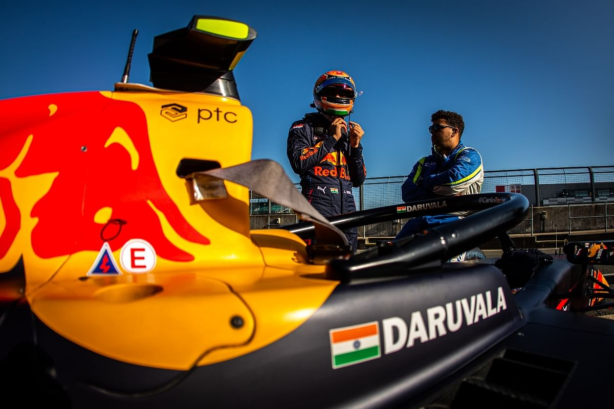 The Indian driver might strike back at the Italian GP
