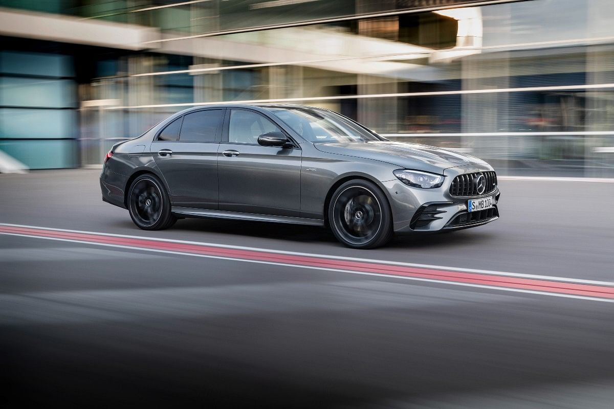 The E 53 may not have any direct rivals at the time of launch