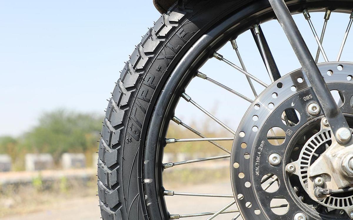 The CEAT Gripp XL gave consistent results and bags the Victory