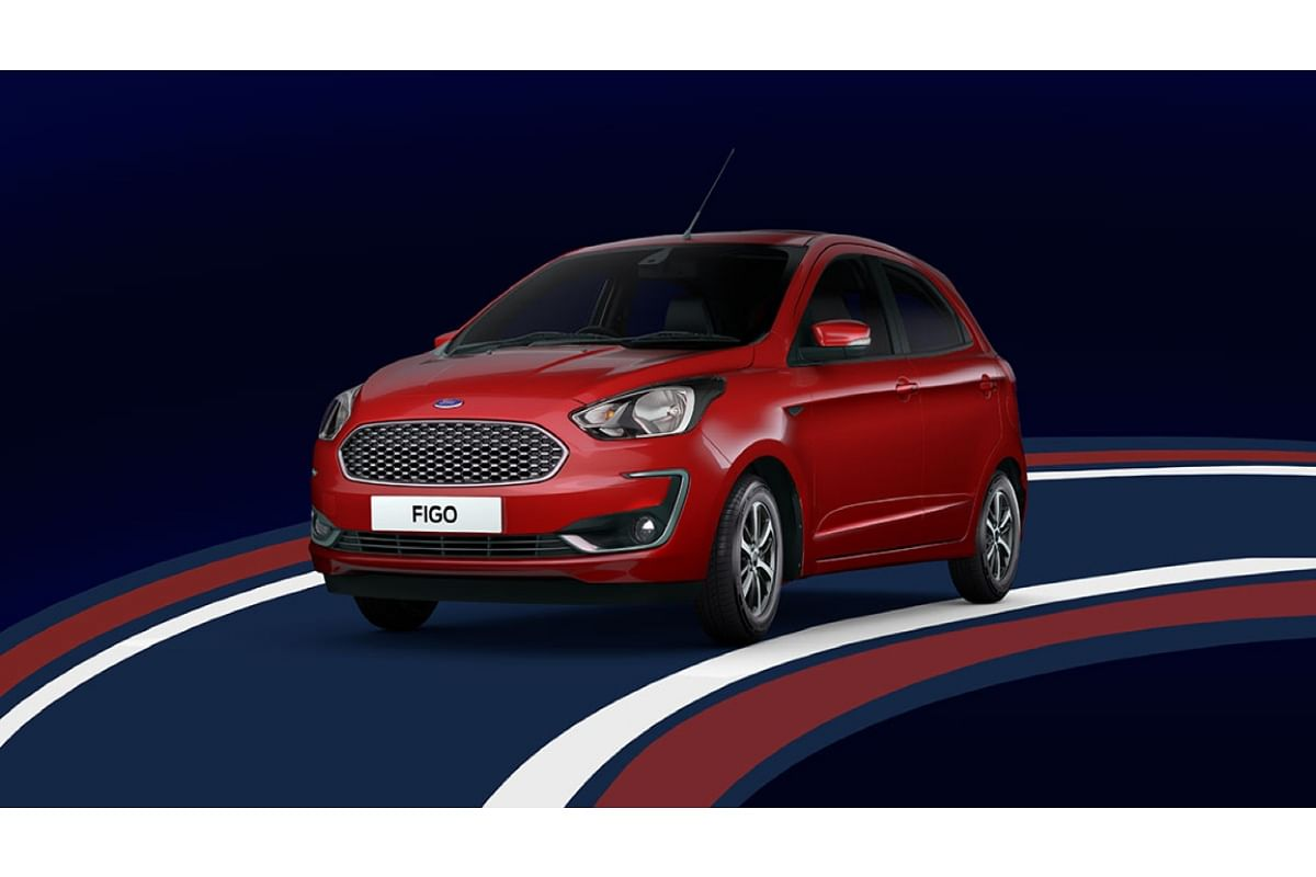LED headlamps not available on the Ford Figo automatic