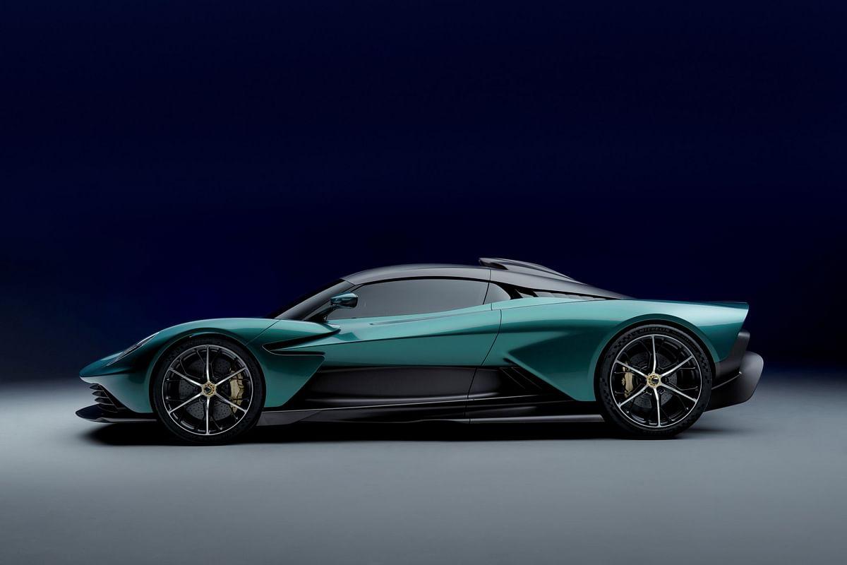 Aston Martin Valhalla revealed – mid-engined supercar swaps V6 for Mercedes-AMG V8