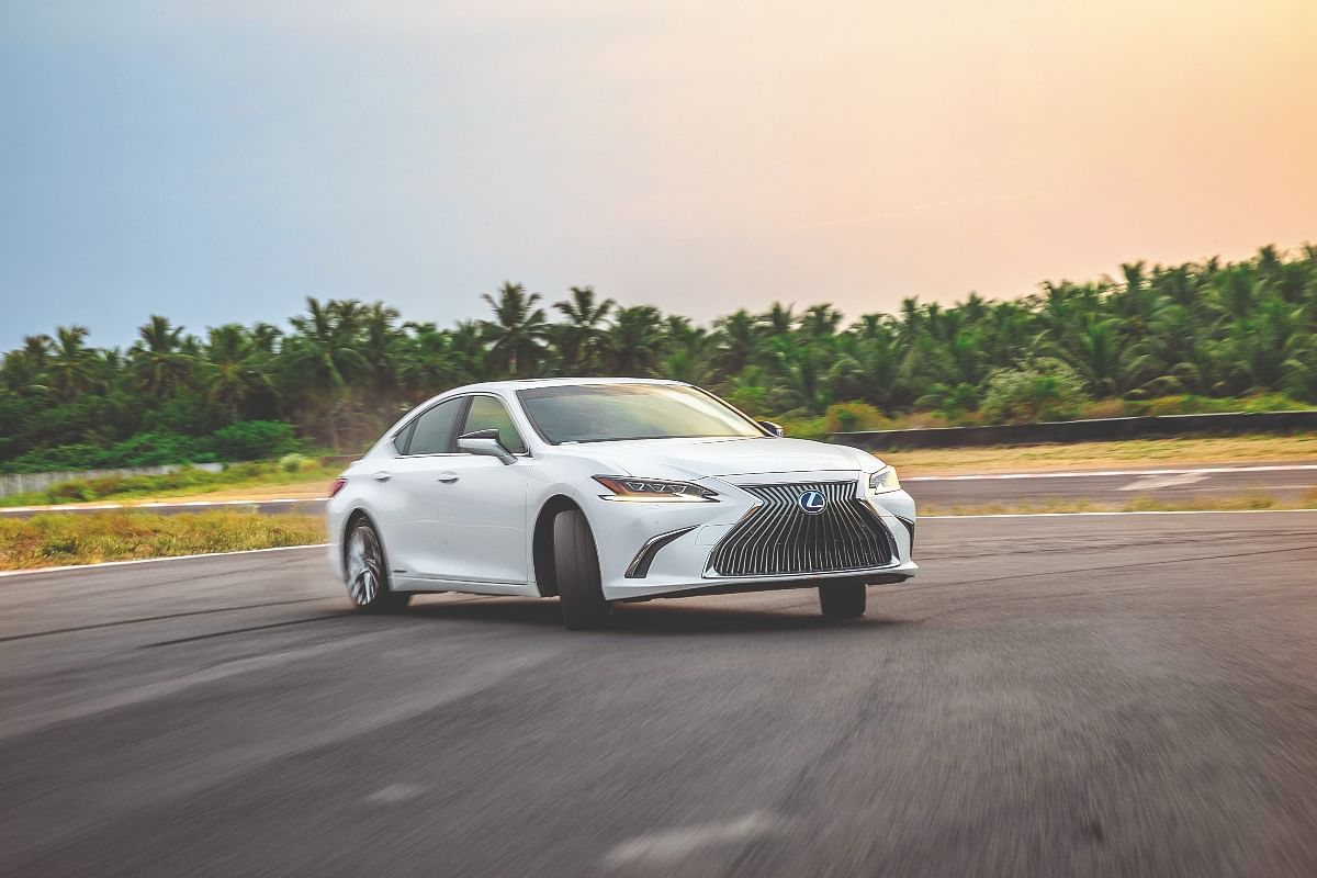 Hybrids promise you things, but can they drift?