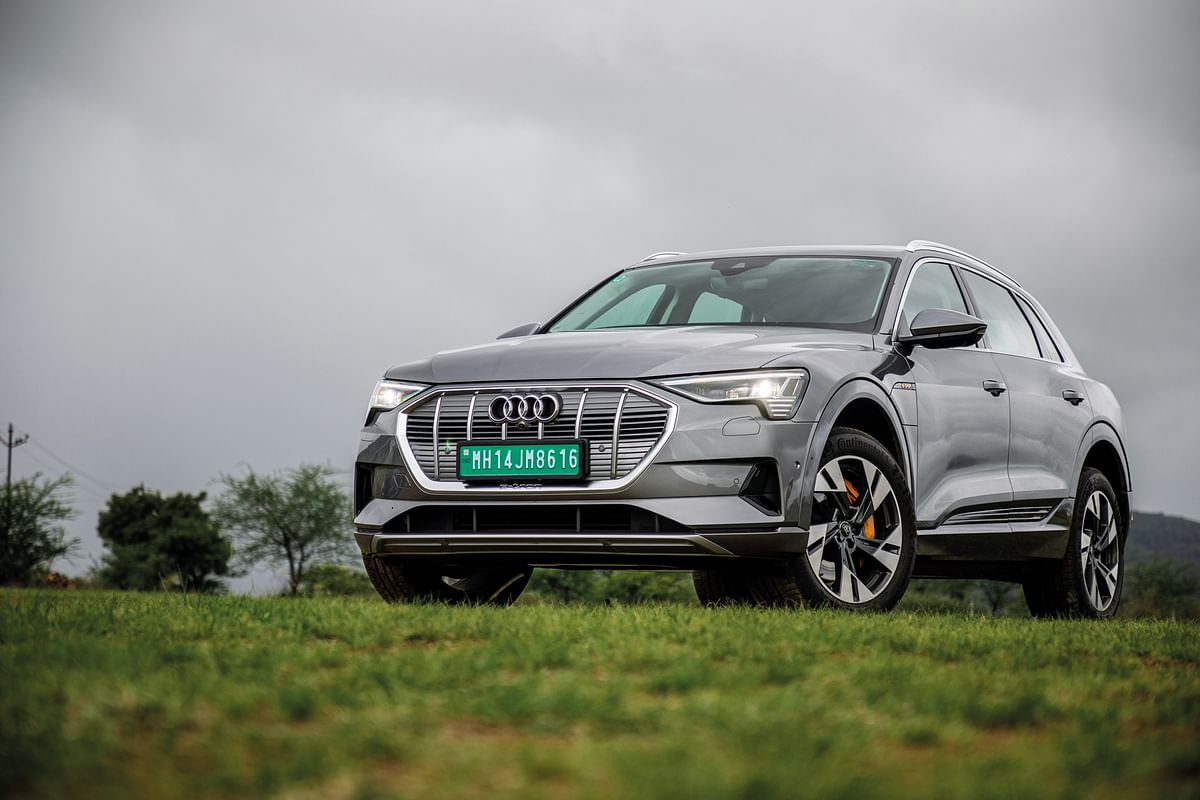 2021 Audi e-tron first drive review: The best EV on sale in India today!