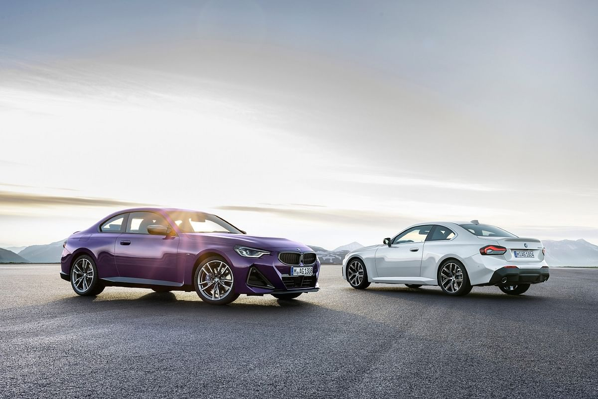 All-new BMW 2-series revealed – M240i tops range, M2 still to come