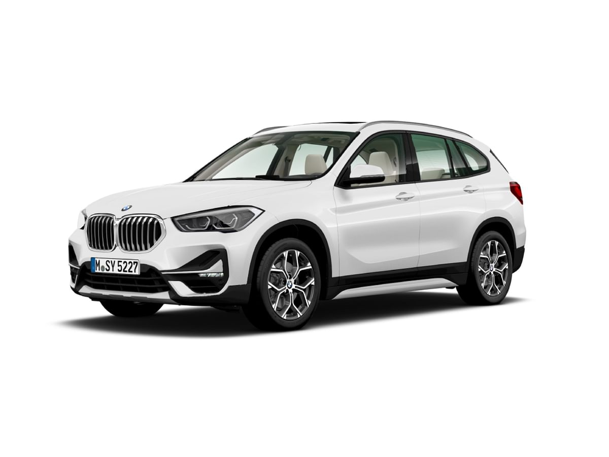 BMW X1 20i Tech Edition launched at Rs 43 lakh