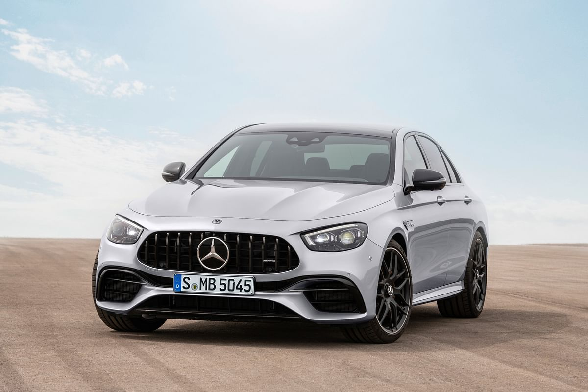 Mercedes-AMG E 53 and E 63 S due for India launch on July 15