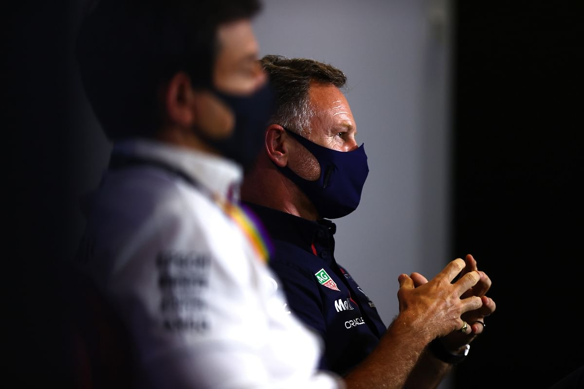 Mercedes and Red Bull were neck and neck with their qualifying pace