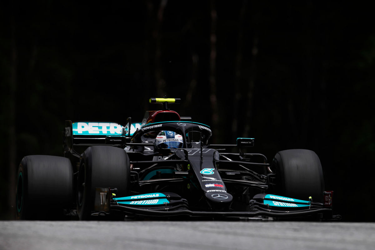 Mercedes are being pushed to bring in updates to the W12 to keep the title fight alive