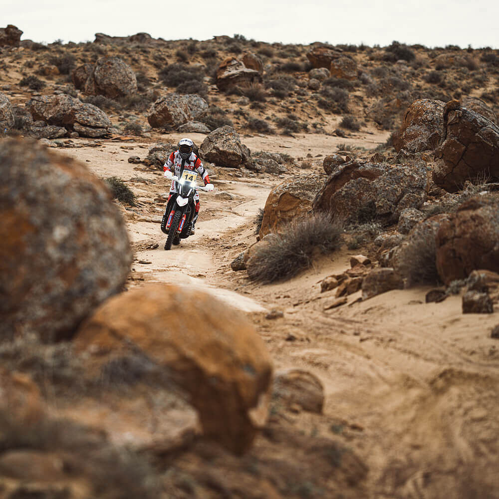 The Silk Way cross-country rally will a great opportunity for the teams to prepare for the Dakar Rally