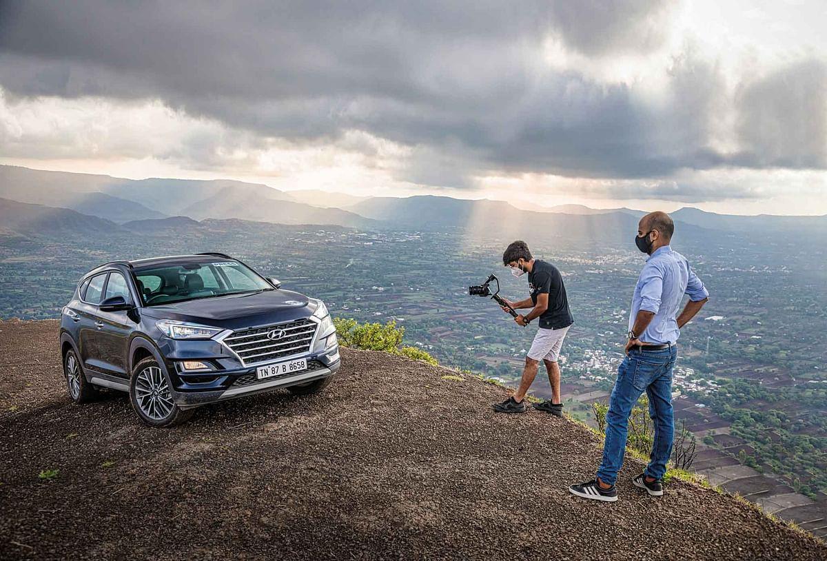 Taking the Hyundai Tucson on a road trip to Mahabaleshwar: Great Driving Road|Part 4