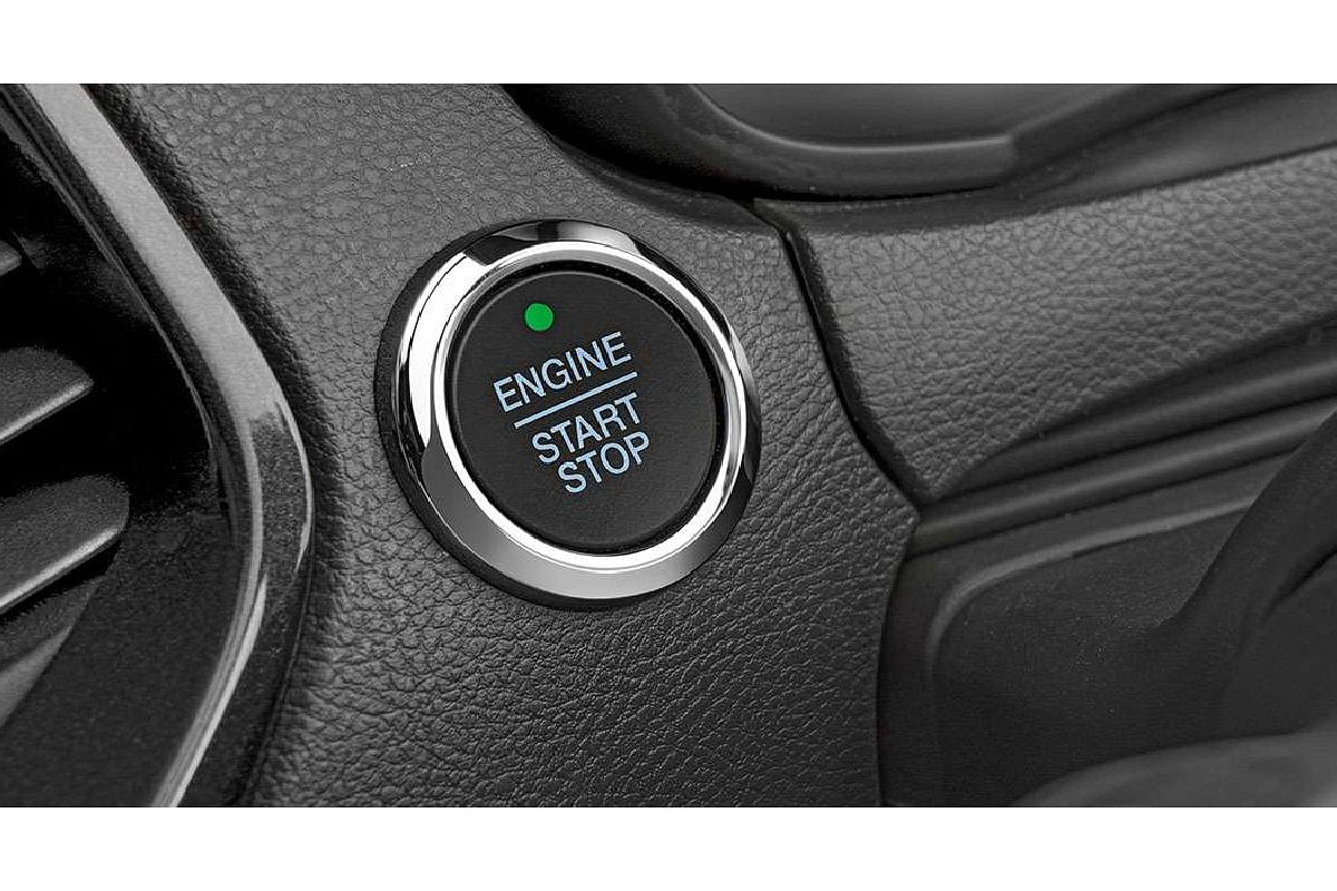 Push-button start/stop feature available on both variants