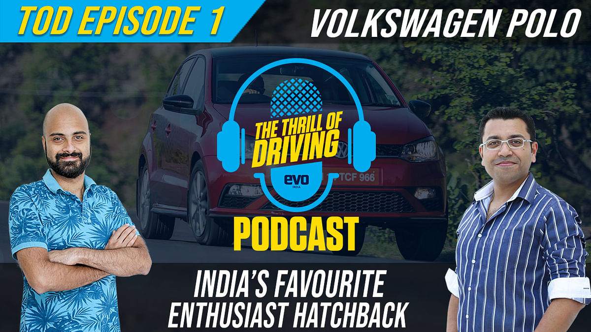 The Thrill of Driving Podcast is back and we're shifting gears!