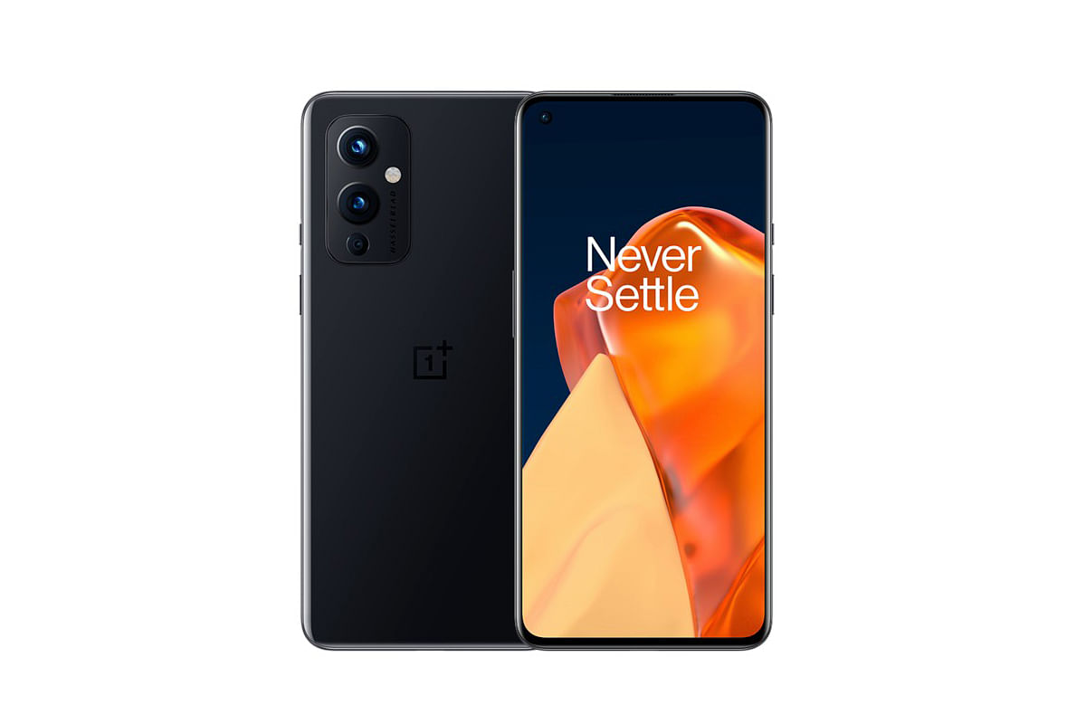 The OnePlus 9 gets the 65W fast charging